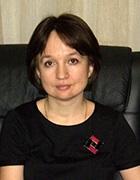 Виктория Андреева, юнгианский аналитик, песочный терапевт, ведущая обучающих программ по песочной терапии (sandplay)